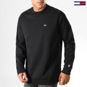 /achat-sweats-col-rond-crewneck/tommy-jeans-sweat-crewneck-classics-4469-noir-190589.html