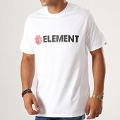 /achat-t-shirts/element-tee-shirt-blazin-blanc-190710.html