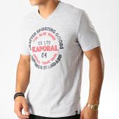 /achat-t-shirts/kaporal-tee-shirt-col-v-golia-blanc-gris-chine-190856.html