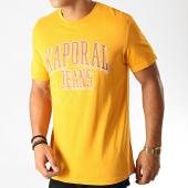 /achat-t-shirts/kaporal-tee-shirt-olrik-jaune-moutarde-190896.html