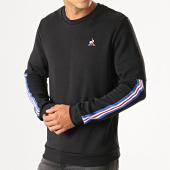 /achat-sweats-col-rond-crewneck/le-coq-sportif-sweat-crewneck-a-bandes-tricolore-n4-1921938-noir-190794.html