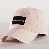 /achat-casquettes-de-baseball/calvin-klein-casquette-femme-institutional-cap-5814-rose-191020.html
