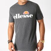 /achat-t-shirts/ellesse-tee-shirt-prado-shc07405-gris-anthracite-chine-191000.html