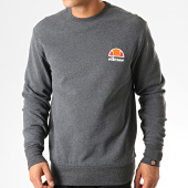 /achat-sweats-col-rond-crewneck/ellesse-sweat-crewneck-diveria-shs02215-gris-anthracite-chine-191064.html