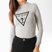 /achat-t-shirts-manches-longues/guess-body-femme-w94p73-k7dk0-gris-chine-noir-190933.html