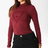 /achat-t-shirts-manches-longues/guess-body-femme-w94p73-k7dk0-bordeaux-190935.html