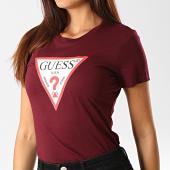 /achat-t-shirts/guess-tee-shirt-femme-w94i29-k19u1-bordeaux-blanc-rouge-190937.html