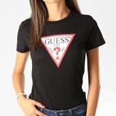 https://www.laboutiqueofficielle.com/achat-t-shirts/guess-tee-shirt-femme-w94i29-k19u1-noir-blanc-rouge-190938.html