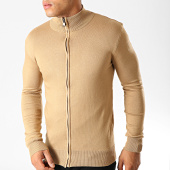 /achat-cardigans-gilets/mtx-gilet-zippe-hl8856-marron-clair-191003.html