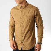 /achat-chemises-manches-longues/mz72-chemise-manches-longues-doobir-marron-clair-190922.html
