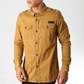 /achat-chemises-manches-longues/mz72-chemise-manches-longues-doom-camel-190926.html