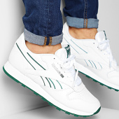 /achat-baskets-basses/reebok-baskets-classic-leather-mu-dv8631-white-clover-green-191058.html