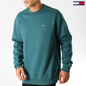 /achat-sweats-col-rond-crewneck/tommy-jeans-sweat-crewneck-classics-4469-vert-sapin-190981.html