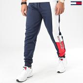 /achat-pantalons-joggings/tommy-sport-pantalon-jogging-graphic-flag-fleece-0205-bleu-marine-blanc-191044.html