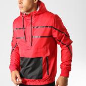 /achat-vestes/zayne-paris-veste-zippee-capuche-tx-265-rouge-noir-190970.html
