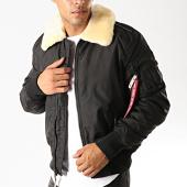 /achat-vestes/alpha-industries-veste-zippee-col-mouton-injector-iii-143104-noir-beige-191214.html