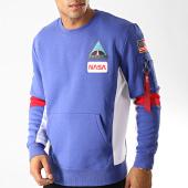 /achat-sweats-col-rond-crewneck/alpha-industries-sweat-crewneck-nasa-space-camp-198302-bleu-191246.html