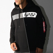 /achat-sweats-capuche/alpha-industries-sweat-capuche-reflechissant-nasa-rs-198313-noir-191252.html