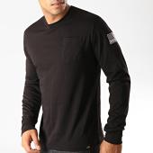 /achat-t-shirts-manches-longues/alpha-industries-tee-shirt-poche-manches-longues-nasa-noir-191262.html