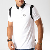 /achat-polos-manches-courtes/armani-exchange-polo-manches-courtes-6gzf84-zjt6z-blanc-191159.html