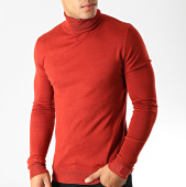 /achat-pulls/mtx-pull-col-roule-32086-rouge-brique-191071.html