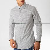 /achat-chemises-manches-longues/mtx-chemise-manches-longues-nh150-blanc-bleu-marine-191084.html