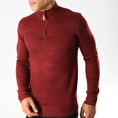 /achat-pulls/mtx-pull-col-zippe-hl8006-bordeaux-191122.html