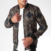 /achat-vestes/uniplay-veste-zippee-t630-noir-marron-renaissance-191182.html