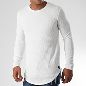 /achat-t-shirts-manches-longues/uniplay-tee-shirt-oversize-manches-longues-uy428-ecru-191203.html