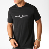 /achat-t-shirts/fred-perry-tee-shirt-graphic-m7514-noir-blanc-191366.html