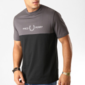 /achat-t-shirts/fred-perry-tee-shirt-block-graphic-m7531-gris-anthracite-noir-blanc-191371.html