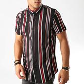 /achat-chemises-manches-courtes/frilivin-chemise-manches-courtes-dx-2199-noir-191287.html