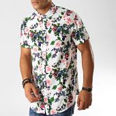 /achat-chemises-manches-courtes/frilivin-chemise-manches-courtes-dx2179-blanc-floral-191324.html