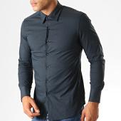 /achat-chemises-manches-longues/frilivin-chemise-manches-longues-ns-7179-bleu-marine-191451.html