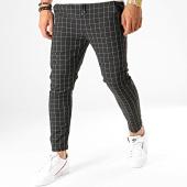 /achat-pantalons-carreaux/frilivin-pantalon-carreaux-p1101-noir-191455.html