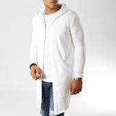 /achat-cardigans-gilets/frilivin-gilet-capuche-bm1142-blanc-191465.html
