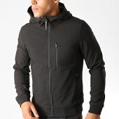 /achat-vestes/frilivin-veste-zippee-capuche-ab6600-noir-191480.html