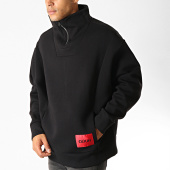/achat-sweats-col-zippe/hugo-by-hugo-boss-sweat-col-zippe-dalpeh-50414198-noir-191389.html