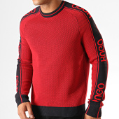 /achat-pulls/hugo-by-hugo-boss-pull-a-bandes-subu-50414396-rouge-191399.html
