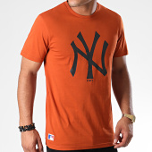 /achat-t-shirts/new-era-tee-shirt-mlb-seasonal-team-logo-new-york-yankees-12033498-camel-191459.html