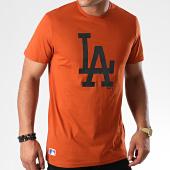 /achat-t-shirts/new-era-tee-shirt-mlb-seasonal-team-logo-los-angeles-dodgers-12033502-orange-191464.html