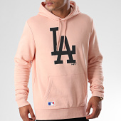 /achat-sweats-capuche/new-era-sweat-capuche-mlb-seasonal-team-logo-los-angeles-dodgers-12033512-rose-191478.html
