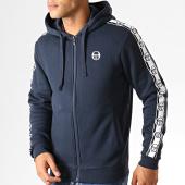 /achat-sweats-zippes-capuche/sergio-tacchini-sweat-zippe-capuche-a-bandes-dennet-38317-bleu-marine-191503.html