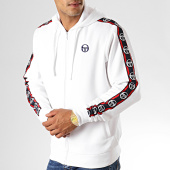 /achat-sweats-zippes-capuche/sergio-tacchini-sweat-zippe-capuche-a-bandes-dennet-38317-blanc-191505.html