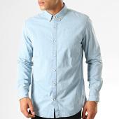 /achat-chemises-manches-longues/tom-tailor-chemise-manches-longues-jean-1013684-00-12-bleu-denim-191539.html