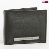 /achat-portefeuilles/tommy-hilfiger-portefeuille-corp-plaque-mini-cc-5057-noir-191508.html