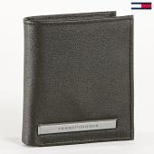 /achat-portefeuilles/tommy-hilfiger-portefeuille-corp-plaque-ns-trifold-5061-noir-191511.html