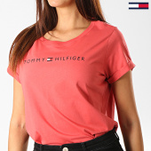 /achat-t-shirts/tommy-hilfiger-tee-shirt-rn-1618-rouge-191514.html