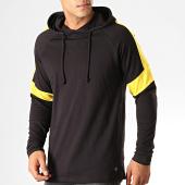 /achat-t-shirts-manches-longues/brave-soul-tee-shirt-manches-longues-capuche-sutton-noir-jaune-191591.html