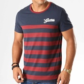 /achat-t-shirts/guess-tee-shirt-a-rayures-u94m03-jr00a-bleu-marine-bordeaux-191623.html